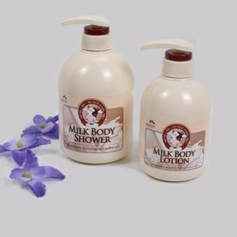 Sữa Tắm Milk Body Shower Tinh Chất Sữa