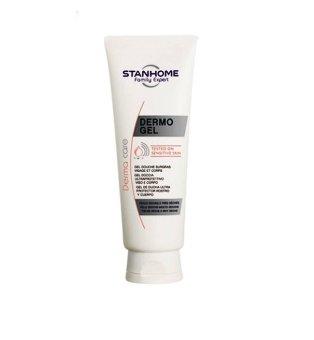 Dermo gel 250ml Sữa tắm không xà phòng (Trắng) stanhome