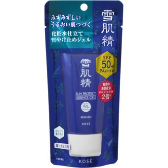Kem chống nắng Kose sekkisei sun protect essence gel 80g