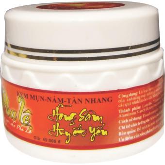Kem Ngừa Mụn - Nám - Thâm - Tàn Nhang Pha Lê - 15g - PL014T49