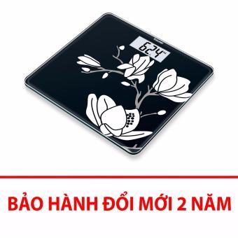 Cân Điện Tử Mặt Kính Beurer GS211 Magnolia - Hãng phân phối chính thức