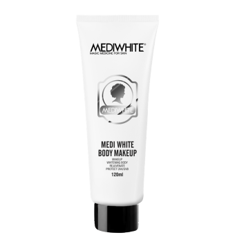 Kem trang điểm làm trắng da toàn thân Medi White Body Makeup 120ml
