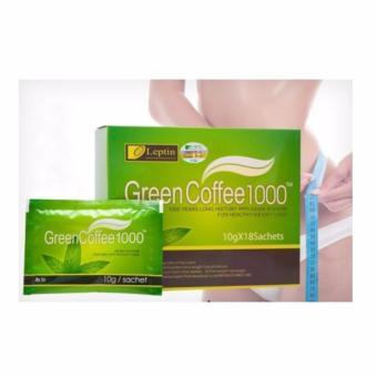 Cafe Tan Mỡ, Giảm Cân Green Coffee