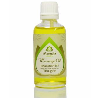 Tinh dầu Massage Thư giãn B13 Mangala