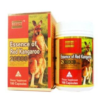 Viên uống tăng cường sinh lý nam Costar Kangaroo hộp 100 viên