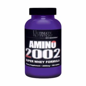 Viên uống Amino 2002 - Bổ sung Protein cho cơ thể 100 viên