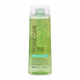 Dầu gội dưỡng tóc bóng mượt Organic Care 400ml
