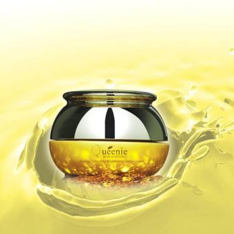 Kem thải độc tố, trị nám, trị mụn, trắng da bổ sung collagen Queenie 50g