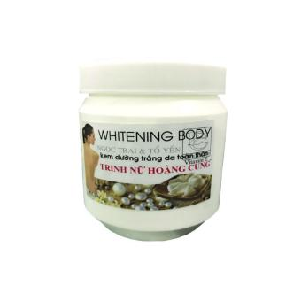 Kem Dưỡng Trắng Da Toàn Thân Vitamin E (Whitening Body) 350g Trinh Nữ Hoàng Cung