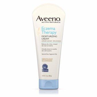 Kem Dưỡng Ẩm Cơ Thể Trị Viêm Da Aveeno Active Naturals Eczema Therapy Moisturizing Cream 206G