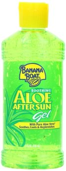 Gel phục hồi da cháy nắng Banana Boat Aloe Vera Sun Burn Relief Sun Care After Sun Gel 236ml