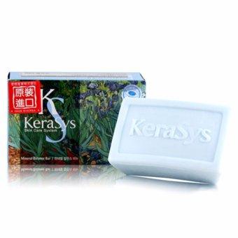 Xà bông dưỡng da cao cấp Hàn Quốc giữ ẩm hiệu quả KeraSys Mineral balance 100g - Hàng Chính Hãng
