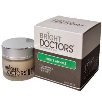 Kem trắng da chống lão hóa Bright Doctors Anties Wrinkle 40ml