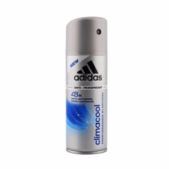 Xịt Khử Mùi Nam Adidas Deodorant Climacool Antiperspirant Body Spray - 150Ml