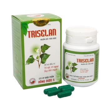 Hỗ trợ điều trị bệnh trĩ Triselan
