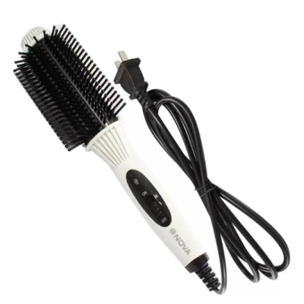 Lược điện uốn tóc Nova NHC-8810 H137 (trắng)