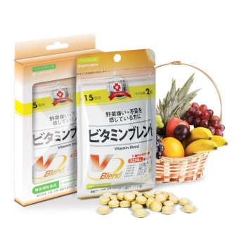 Viên Uống Bổ Sung Vitamin Tổng Hợp 30 viên