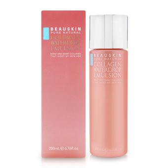 Sữa dưỡng Beauskin Collagen Waterdrop Emulsion 200ml (Hàng Chính Hãng)