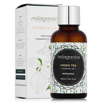 Tinh dầu trà xanh Milaganics 30ml