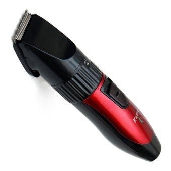 Tông đơ cắt tóc chuyên nghiệp Kemei ABN-730 ( Đỏ )