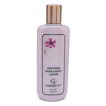 Kem dưỡng da tay và toàn thân hương nước hoa Concept II Fleur Noire Perfume Hand & Body Lotion 236ml