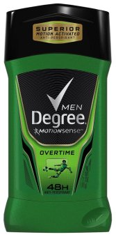 Lăn nách khử mùi nam Degree Men MotionSense Antiperspirant Overtime 76g
