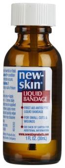 Băng dán cá nhân kiểu mới dạng lỏng Bandridge New Skin Liquid Bandage 30ml