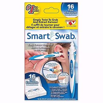 Dụng cụ lấy ráy tai thông minh Smart Swab 16 chi tiết