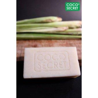 Xà bông dừa sả dưỡng ẩm da, hương thơm tự nhiên