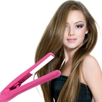 Máy duỗi tóc đa năng HQ206101-2 (hồng)