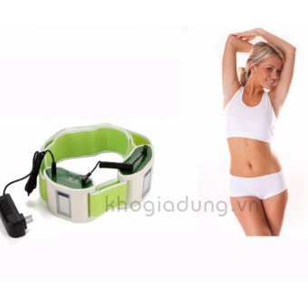 Đai mát-xa eo bụng và toàn thân siêu rung cao cấp