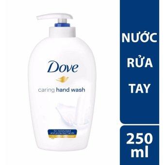 Xà bông rửa tay Dove mềm mịn tự nhiên 250ML