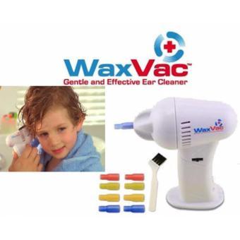 Bộ 2 sản phẩm máy hút ráy tai waxvac thông minh
