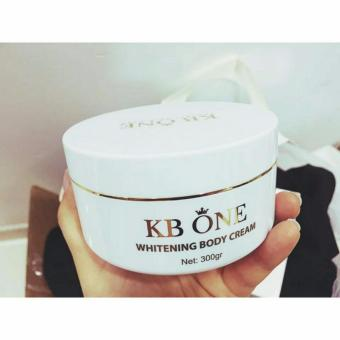 Kem Dưỡng Trắng Da Toàn Thân Ban Ngày KBONE Whitening Body Day Cream 200g