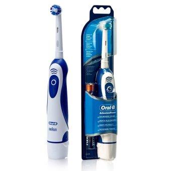 Bàn chải điện đánh răng BRAUN Oral-B (Trắng)