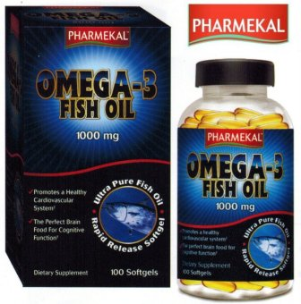Pharmekal Omega 3 1000mg