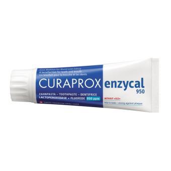 Kem đánh răng 3 Enzyme bảo vệ răng Curaprox Enzycal 950ppm 75ml