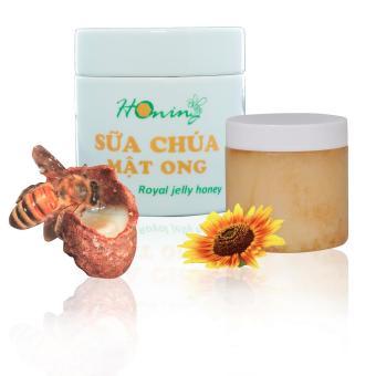 Hũ Sữa ong chúa mật ong HONING 250 gram
