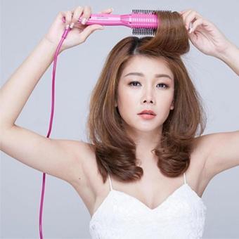 Lược tạo kiểu tóc đa năng Nova LS-189.