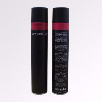 Gôm Xịt Tóc Tạo Kiểu LUXURIOUS 600ml - MDH-LX2208
