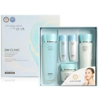 Bộ Dưỡng Da 3w Clinic Excellent White Skin Care Set