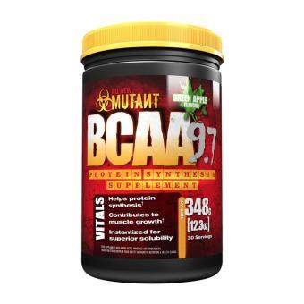 Thực phẩm bổ sung Mutant BCAA 348g