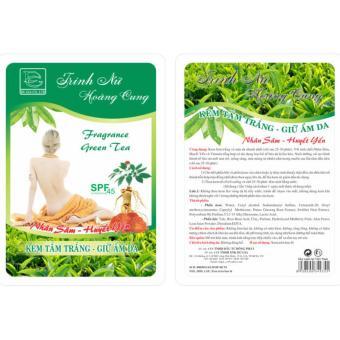Kem Tắm Trắng - Giữ Ẩm Da Trinh Nữ Hoàng Cung - 150ml - TNHC001T60