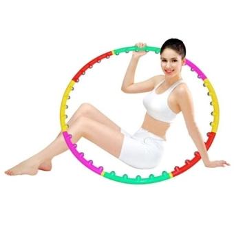 Vòng lắc eo giảm cân hoạt tính Massage Hoop- BOYU 1108
