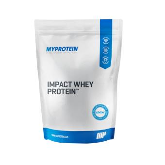 Thực phẩm bổ sung Impact Whey Protein Vanilla 2.5KG (100 lần dùng)