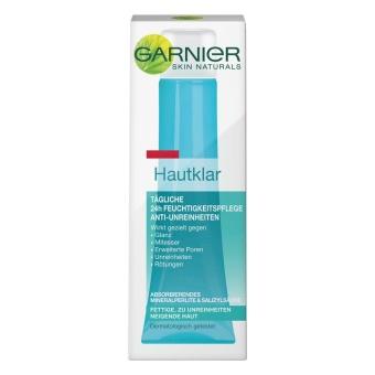 Kem dưỡng Garnier dành cho da nhờn , mụn, lỗ chân lông to 40ml