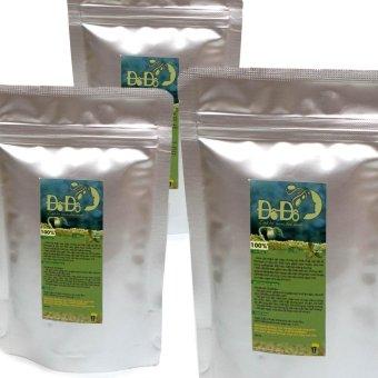 Tinh Bột Mầm Đậu Nành Đô Đô, set 5 gói 100g (hàm lượng cao vị cỏ ngọt)
