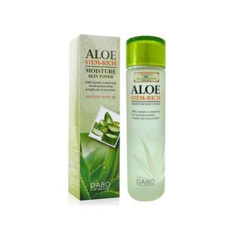 Nước hoa hồng dưỡng ẩm DABO ALOE STEM-RICH SKIN 150ml