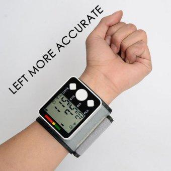 Đồng hồ theo dõi huyết áp - Máy Đo Huyết Áp Cổ Tay cao cấp H268, giá rẻ nhất, sử dụng đơn giản - Bảo Hành Uy Tín TECH-ONE