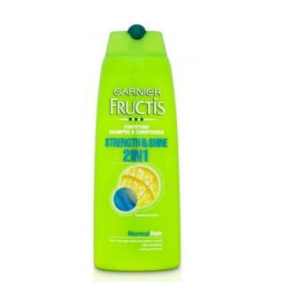 Dầu gội và xả 2in 1 Garnier Fructis Strength & Shine 250ml - Italy